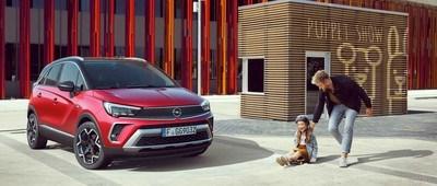 Uus Opel Crossland: midagi enamat, kui ainult kena välimus