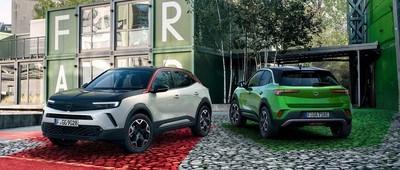 Uue Opel Mokka eelmüük alanud